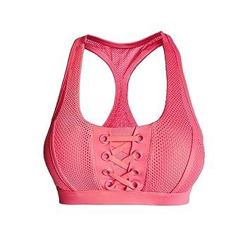 c1c4ea2fc28f KLDDZQ Sujetador Deportivo Sujetador de Yoga para Mujer Top No ...