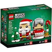 LEGO Brickheadz 40274 Mr. and Mrs. Claus