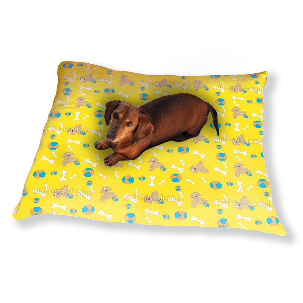 Dog Toys Dog Pillow Luxury Dog / Cat Pet Bed by uneekee (Image #1)