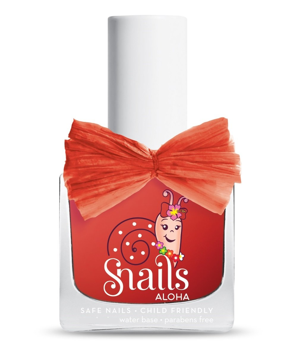 Snails Non-Toxic Nail Polish for Girls from 3 Years Old, 10.5 ml/0.35 oz - Water Based, Safe for Kids