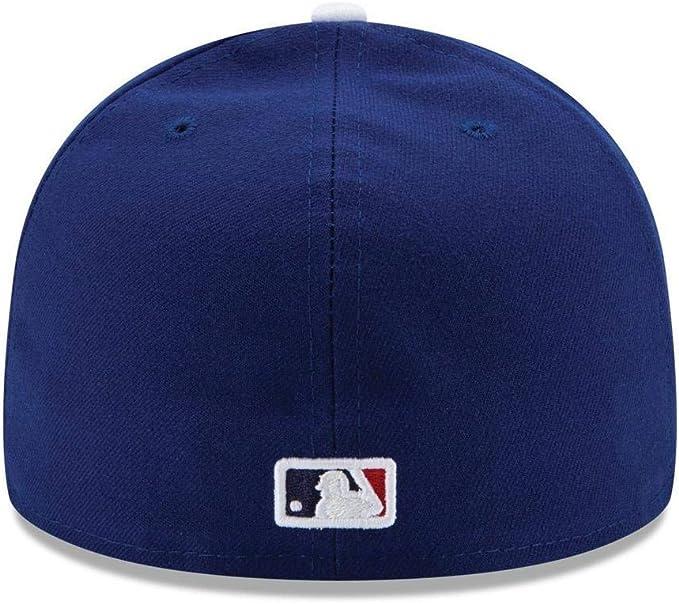 New Era Los Angeles Dodgers Ac Performance Game 59fifty Cappello su Misura MLB