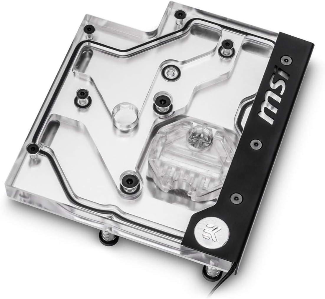 EKWB EK-FB MSI X470 M7 RGB Monoblock, Nickel
