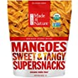 Made in Nature 100% Organic Usda Dried & Unsulfured Mangos ~ 28 Ounces (794g)