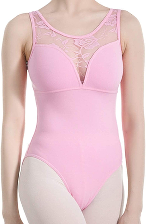 Ballet Leotards for Women Gymnastics Leotard Tank Lace Leotard Ballet Woman Ballerina Dance Wear Swimsuit