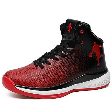 0a9e231a5d0c4 2018 New Basketball Shoes Chaussures De Basket-Ball Automne-Automne  Sneakers Haut De Gamme