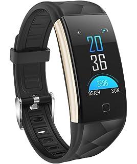 Smart Watch Waterproof Bracelet Colorful Screen Heart Rate Blood Pressure Monitoring Montre Intelligent Sleep Monitor Sport