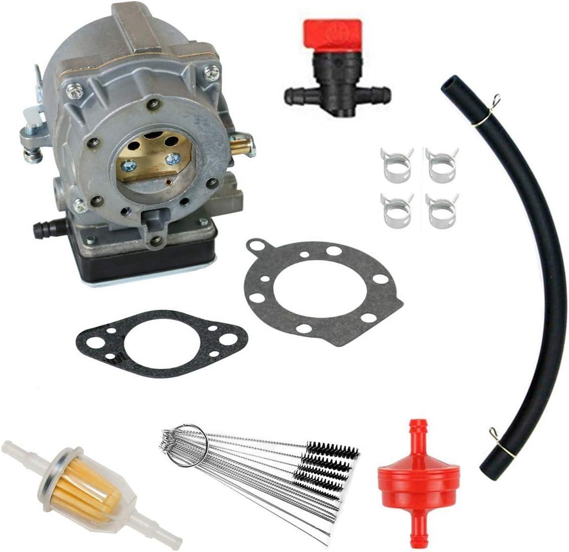 Aniro Moto Carburetor Replaces 16-21 Hp Briggs Stratton V-Twin Engine Murray Craftsman 692815
