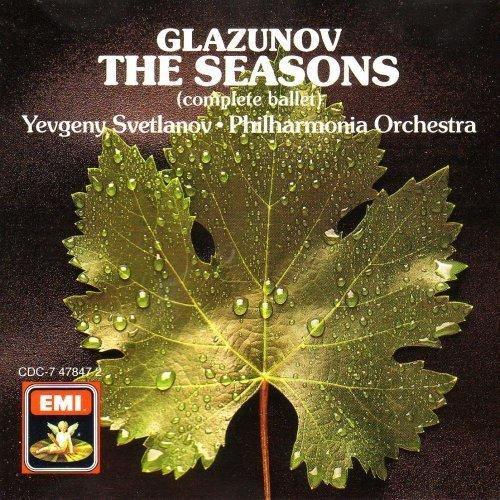 Yevgeny Svetlanov: Alexander Glazunov