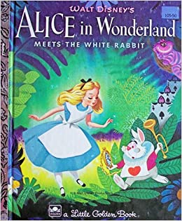 Alice In The Wonderland Book