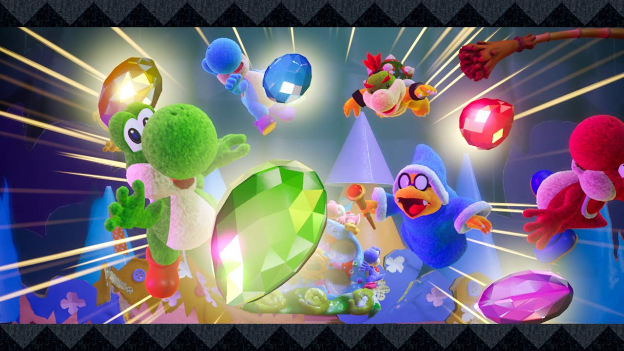 Yoshi's Crafted World - Nintendo Switch by Nintendo (Image #14)