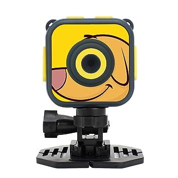Amazon.com: Digital cámara de acción para niños, C: Sports ...