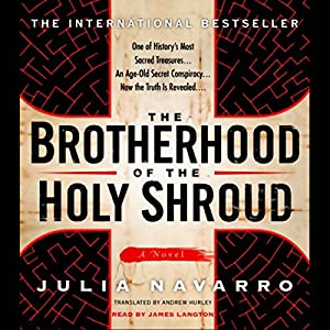 The Brotherhood of the Holy Shroud Audiobook