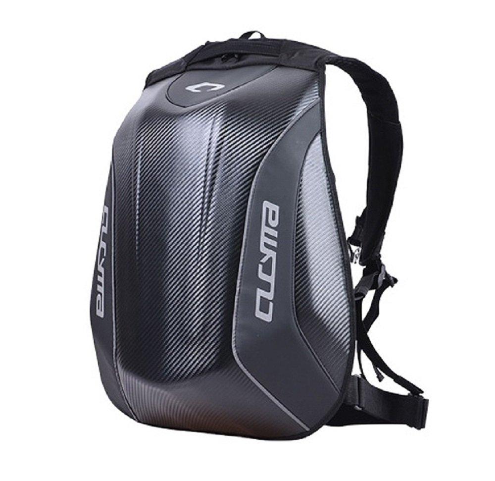 CUCYMA Motorcycle Backpack MAHA 7 Semi Hard Shell Backpack