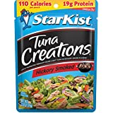 StarKist Tuna Creations, Hickory Smoked – 2.6 Ounce Pouches (Pack of 24)