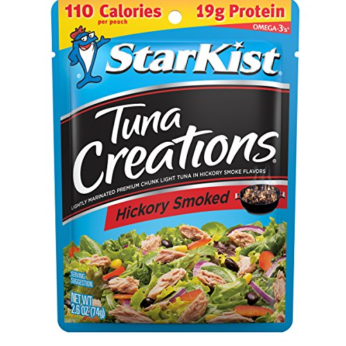 Price comparison product image StarKist Tuna Creations,  Hickory Smoked – 2.6 Ounce Pouches (Pack of 24)