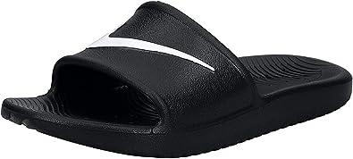 empieza la acción Reciclar preferir  Nike kawa Shower_832528-001 Chanclas para Hombre, Color Black/White, 7 m  us: Amazon.com.mx: Ropa, Zapatos y Accesorios