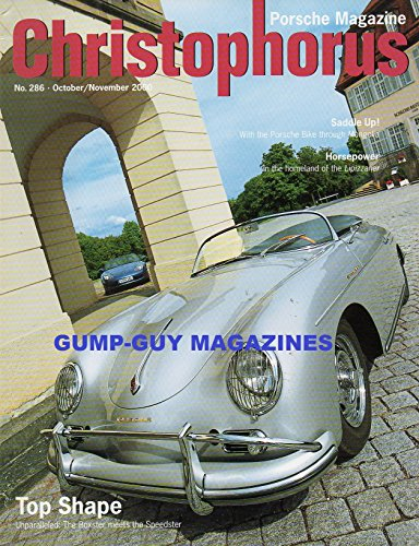 Circle Y Endurance Saddle (Christophorus No. 286 October November 2000 Porsche Magazine CLASSIC SUMMER: HISTORIC SPORTSCARS BY PORSCHE SPARK ATTENTION AND WIN)