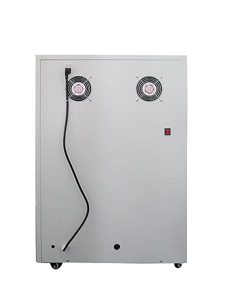 California Air Tools spc03 Compresor De Aire sonido prueba armario: Amazon.es: Bricolaje y herramientas