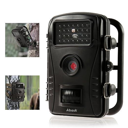 12 opinioni per Fotocamera caccia, ABASK Fotocamera caccia Per il gioco e la caccia Scouting con