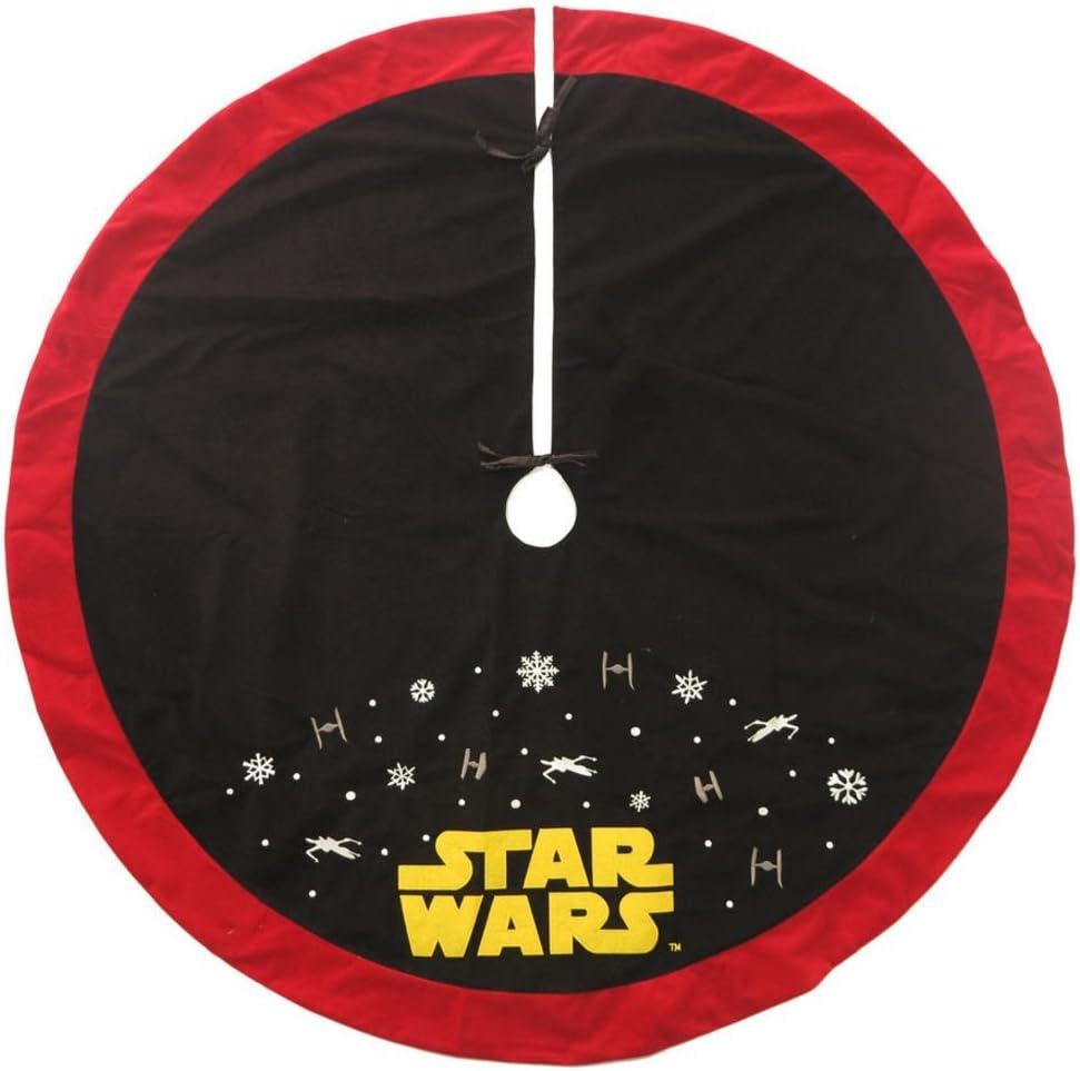 Star Wars Árbol de Navidad falda – 48 Inch: Amazon.es: Hogar