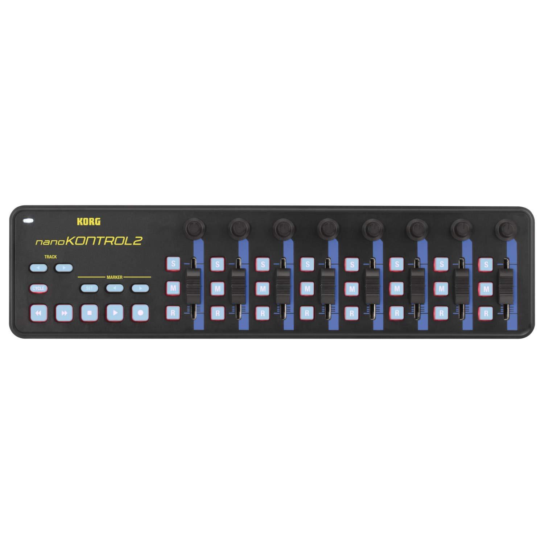 Korg nanoKONTROL2 - Blue/Yellow Limited Edition