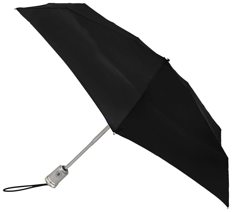 amazon com totes auto open auto close umbrella black one size