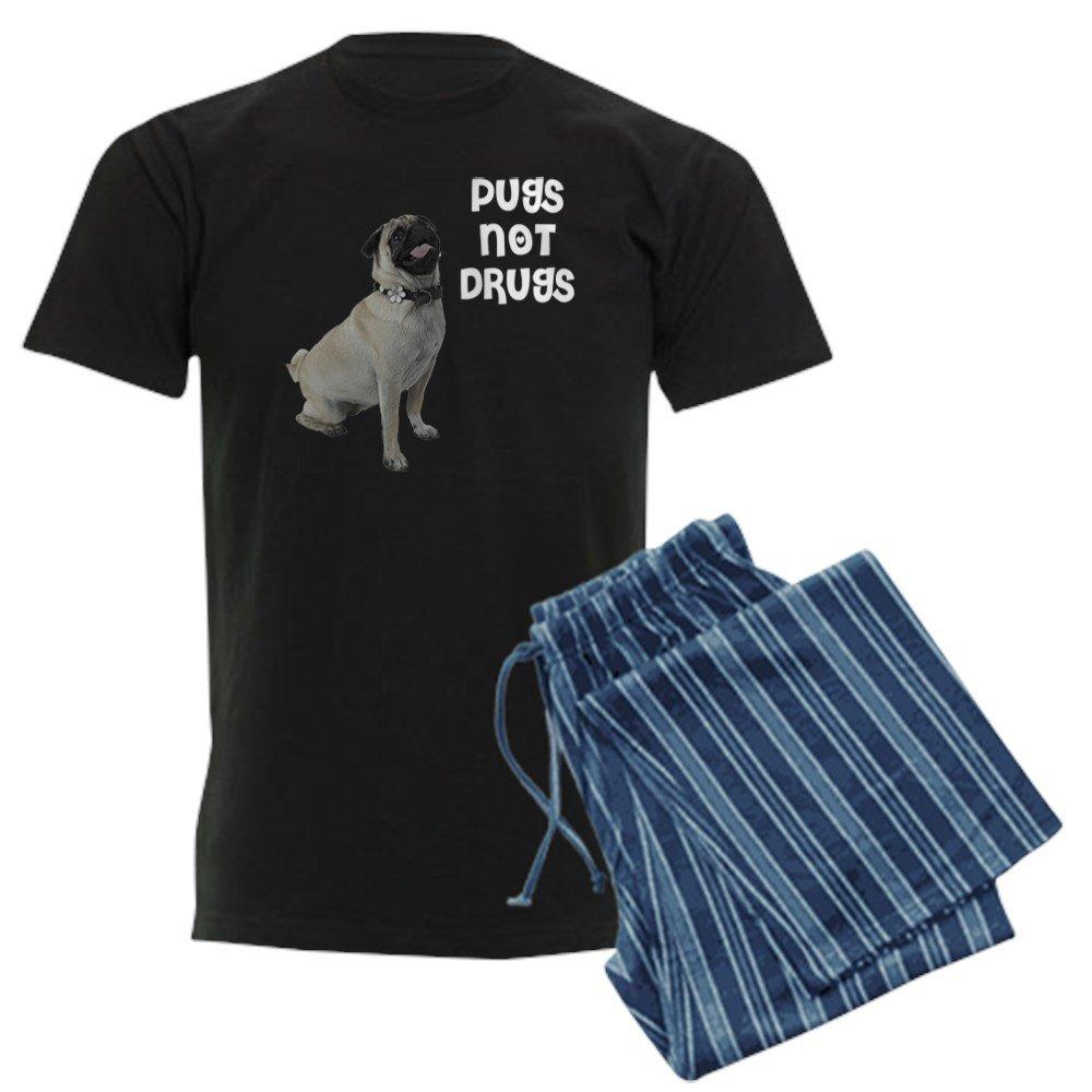CafePress Pugs Not Drugs Pajama Set