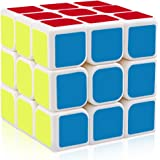 D-FantiX Yj Guanlong 3x3 Speed Cube Magic Cube Puzzle White 56mm