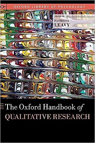 Sage Handbook Of Qualitative Research 4th Edition Pdf