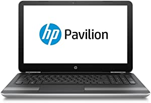 "Notebook Computer 2016 HP Pavilion 15.6"" High Performance Flagship Laptop PC,Intel Core i7-6500U 2.5 GHz,12GB DDR3L1600MHz SDRAM,1TB HDD,HD Webcam,DVD,WLAN, Bluetooth,HDMI,Windows 10 (Sliver)"