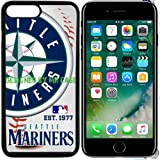 Mariners Seat. Baseball New Black Apple iPhone 7 Case By Mr Case
