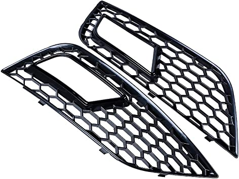 AUDI A4 S-LINE S4 B8.5 2013-2016 LEFT AND RIGHT BUMPER GRILLE GRILL SET