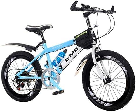 WJSW Bicicletas para niños Bicicleta de Estudiante para niños ...