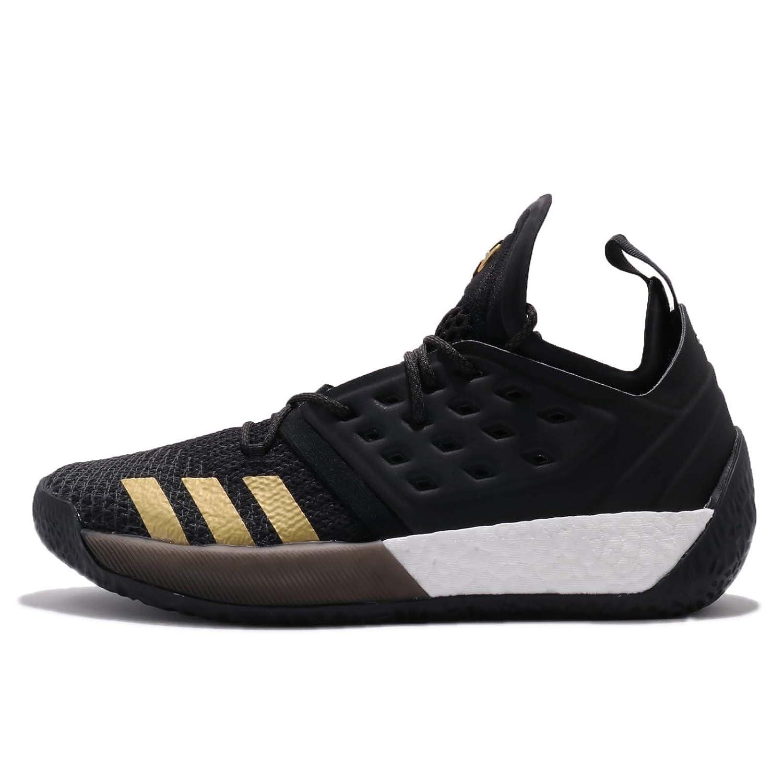 (アディダス) ハーデン Vol. 2 メンズ バスケットボール シューズ adidas Harden Vol. 2 AH2215 [並行輸入品] B07C1XNW71 26.5 cm CORE BLACK/UTILITY BLACK/GOLD METALLIC