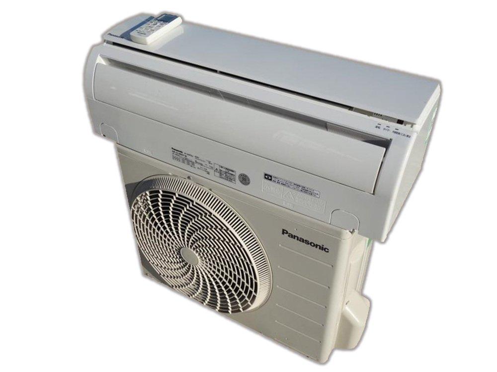 格安新品  パナソニック ルームエアコン 冷房時おもに10畳用 単相100V B00V7LZDDU クリスタルホワイト ルームエアコン 《2015年モデル Fシリーズ》 CS-285CF-W パナソニック B00V7LZDDU, しんくぁ:1a25f5c9 --- svecha37.ru