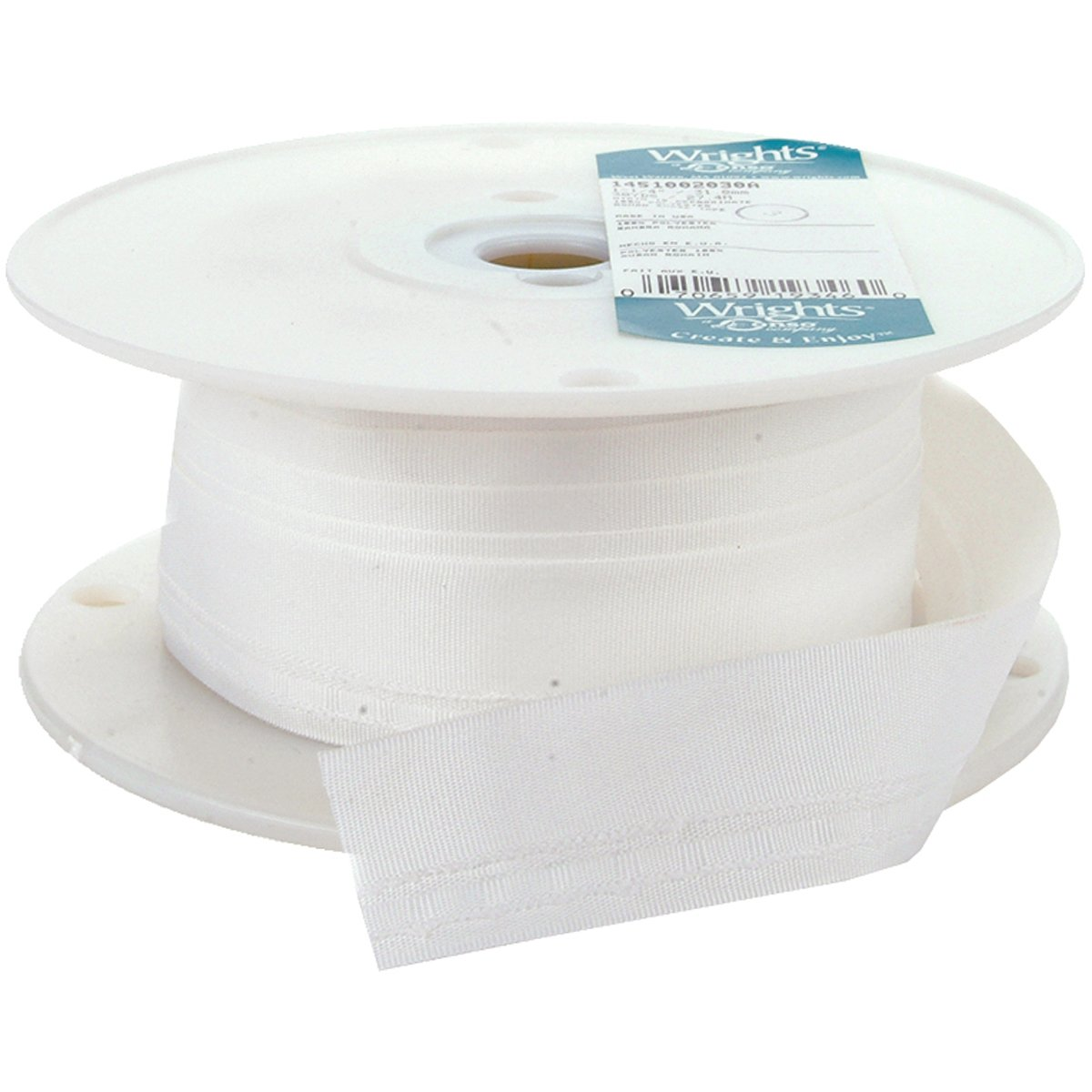 Wrights 2030A Roman Shade Tube Tape, 30-Yard, Notions - In Network