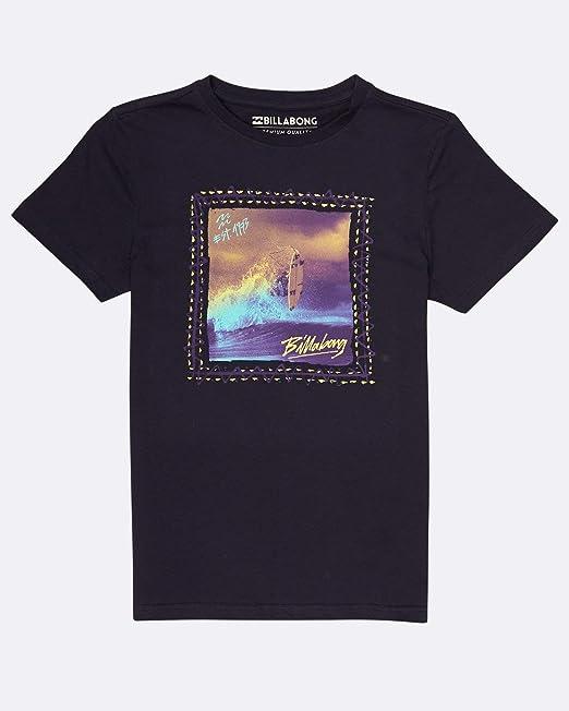 BILLABONG Reverse Tribe SS Camiseta, Niños: Amazon.es: Ropa y accesorios