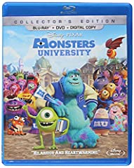 Disney Pixar proudly presents the hilarious story of how two mismatched monsters met and became lifelong friends in a movie screaming with laughter and oozing with heart. Ever since college-bound Mike Wazowski (Billy Crystal) was a little mon...