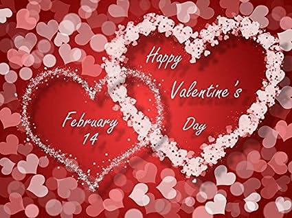 Valentinstag Hintergrund Hochwertigen Hochformat Kamera