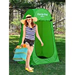 GigaTent-Pop-Up-Pod-Changing-Room-Privacy-Tent--Instant-Portable-Outdoor-Shower-Tent-Camp-Toilet-Rain-Shelter-for-Camping-Beach--Lightweight-Sturdy-Easy-Set-Up-Foldable-with-Carry-Bag-2