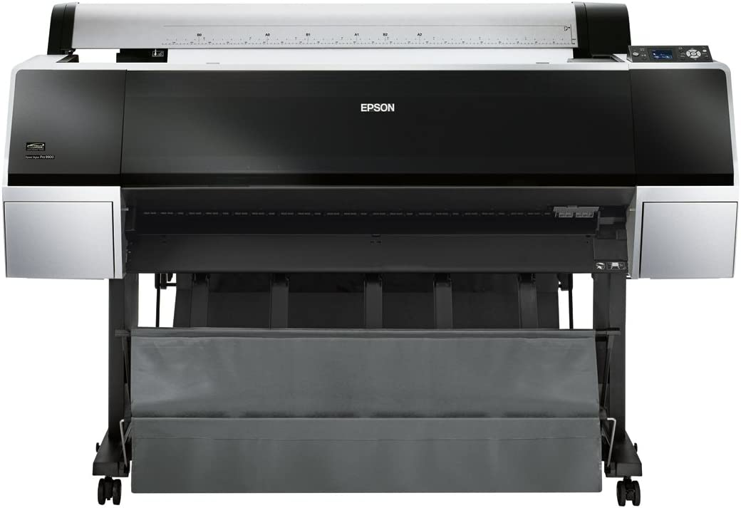Epson Stylus Pro 9900 Impresora de inyección de Tinta Color 2880 x 1440 dpi - Impresora de Tinta (2880 x 1440 dpi, Rodillo, 50 dB, Windows XP, Vista, 7, Negocios, 115,2 kg): Amazon.es: Informática
