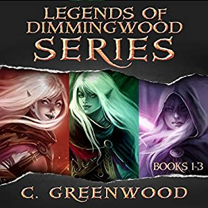 Legends of Dimmingwood Series: Books 1-3 Audiobook