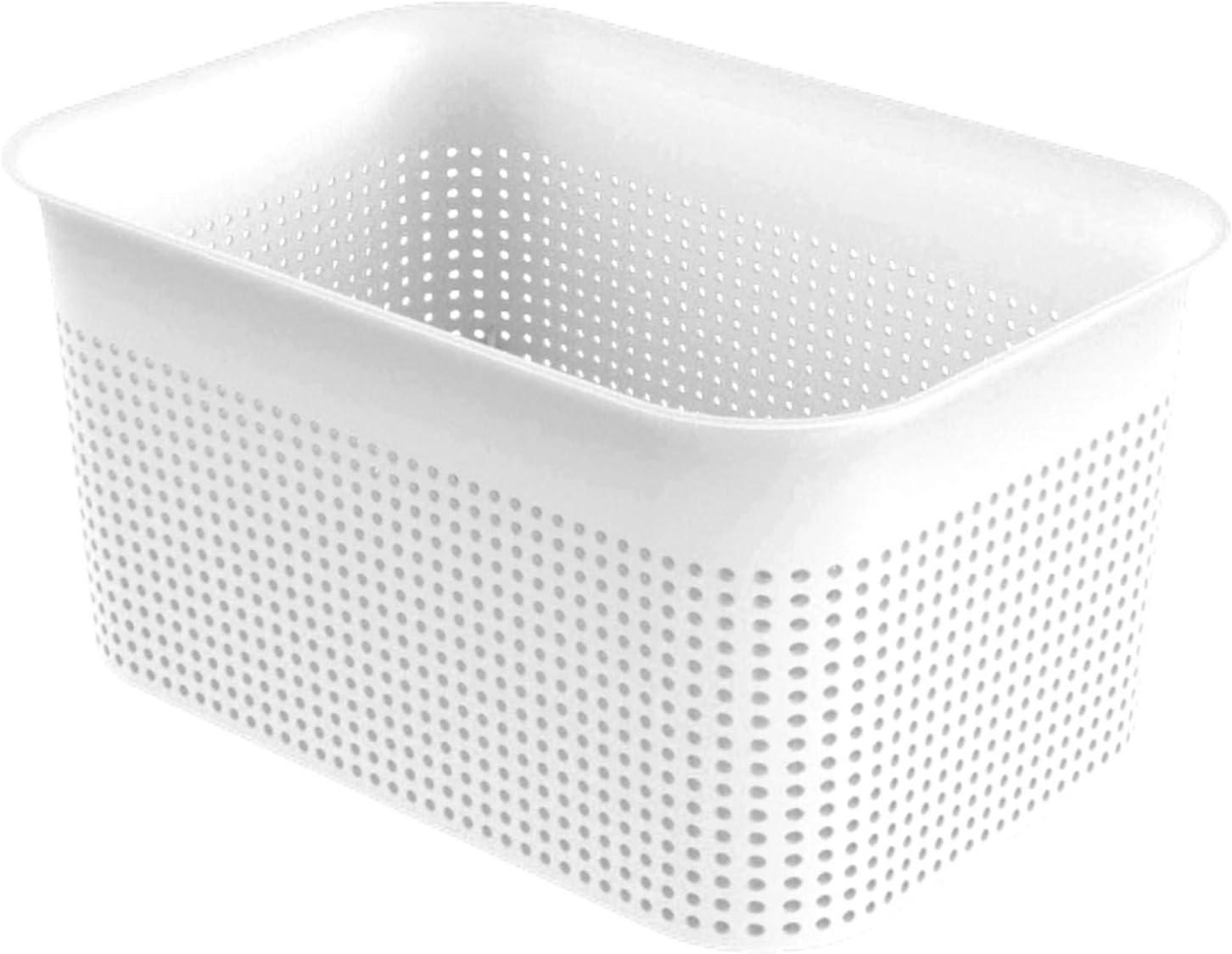 Anthrazit Kunststoff Rotho Brisen Aufbewahrungskorb 4,5 l PP 4,5 Liter 26,2 x 18 x 13 cm