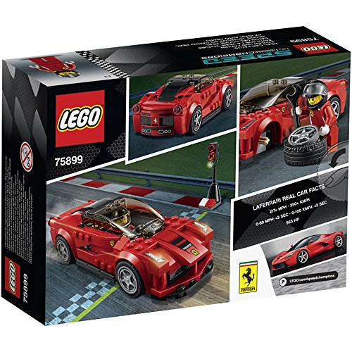 lego speed champions laferrari 75899 buy online in uae toys and games products in the uae. Black Bedroom Furniture Sets. Home Design Ideas