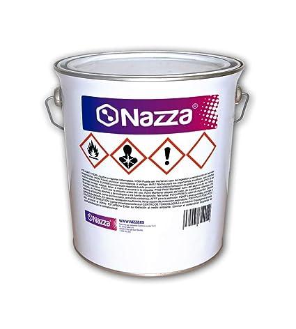 Resina Epoxi Transparente Nazza | Para Coladas, Oclusiones y Encapsulaciones | Líquida y autonivelante |