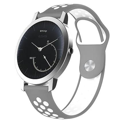 Auto Echo económica para Banda para Nokia Steel Steel HR ...
