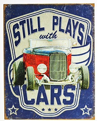 Decor Great Home Collectibles Gifts - ART/ARTWORK - Licensed Collectibles, Vintage, Antique And Original Designs - GREAT AUTOMOBILES/CARS THEMED HOME / OFFICE DECOR [3542802064] -