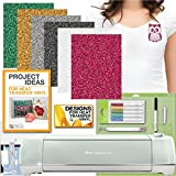 Cricut Explore Air 2 Machine Bundle - Glitter Heat Transfer, Tools, Pens & Designs