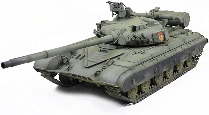 1//144th scale Soviet T64B Tank