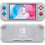 Nintendo Switch Lite Pokemon Zacian and Zamazenta Limited Edition